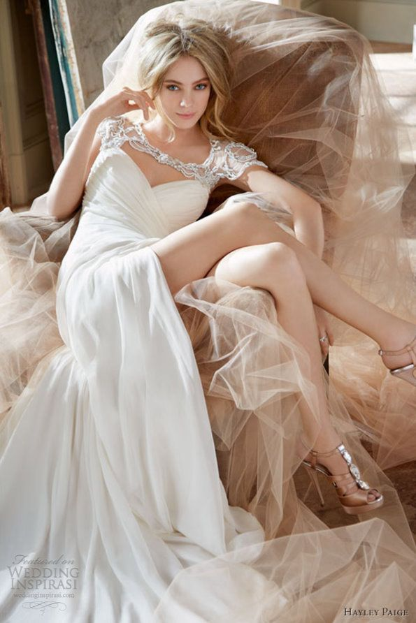 The most amazing wedding dresses 2013 | Hairstyles And Fashion