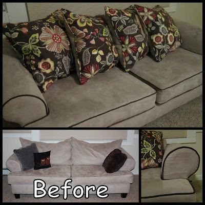 Sofa Couch Makeover