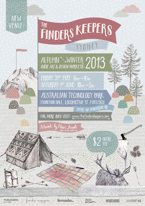 The Finders Keepers   Sydney Markets