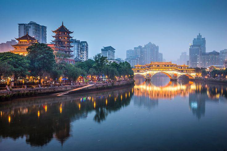 中国・成都ってこんなところ 絶景はここにもあった!中国・成都で見るべき観光スポット5選