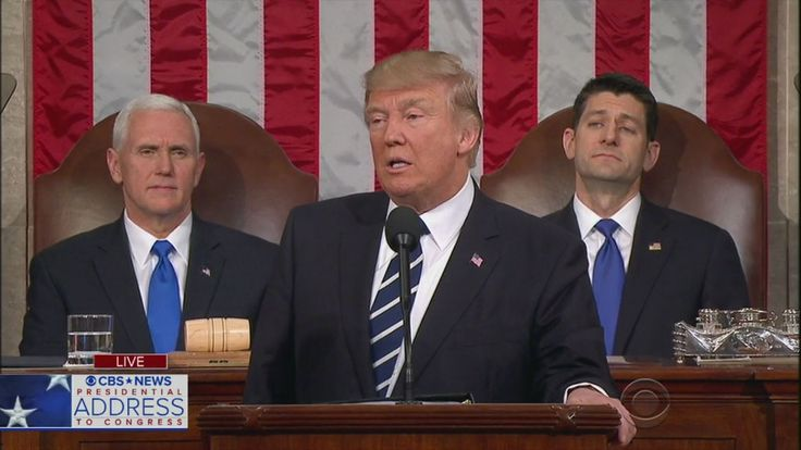 Fact-checking Donald Trump's address to Congress