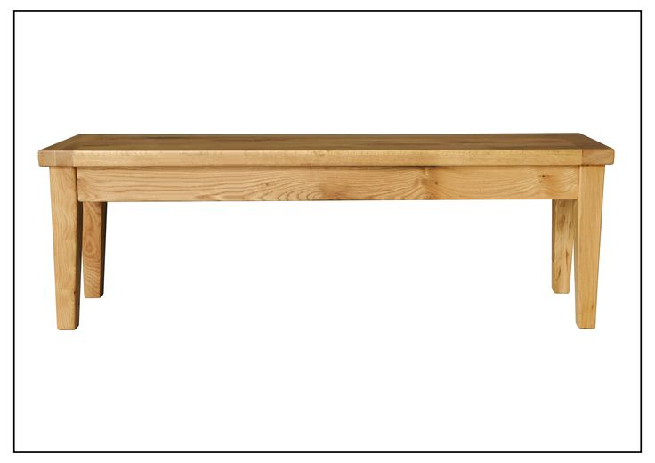 VA-028 Bench (1580mm x 350mm x 500mm High)