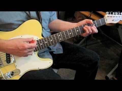 ▶ Guitar Lesson: Soul Man (Sam & Dave w/ Steve Cropper) - YouTube