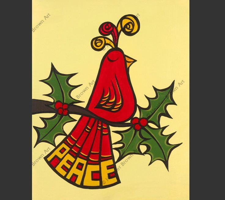 Peace Bird (prints)