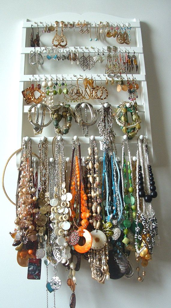 120 best Jewelry Display Ideas images on Pinterest Good ideas