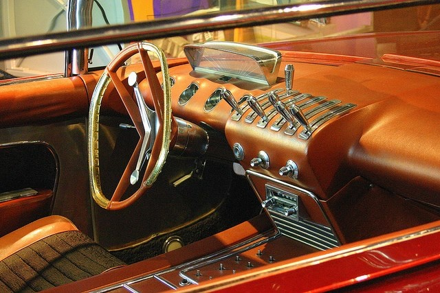 1000 Images About Kustom Auto Interiors On Pinterest