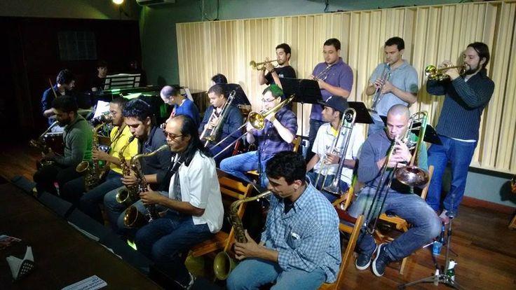 No dia 16 de dezembro, o Boutique Vintage recebe a big band, SP Jazz para uma apresentação às 21h.