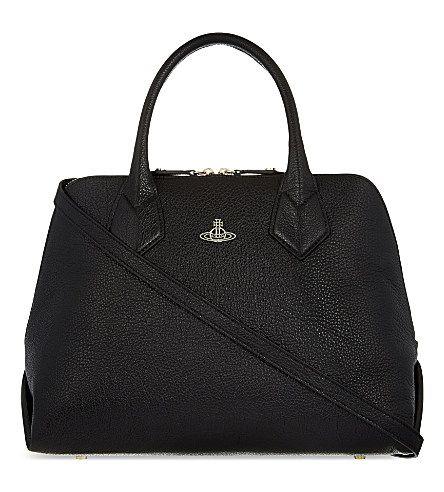 VIVIENNE WESTWOOD - Balmoral leather handbag | Selfridges.com