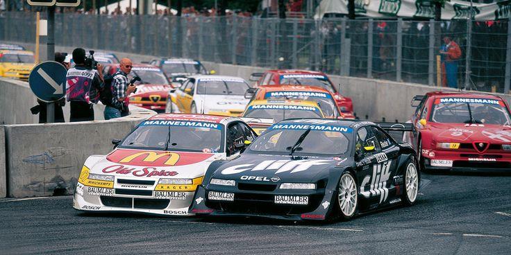 Die DTM-Saison 1996 | DTM.com | Die offizielle Webseite