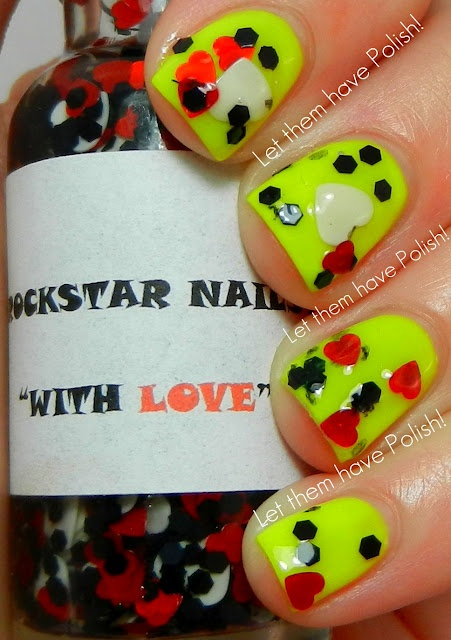Rockstar nails: Nails Inspiration, Flyass Nails, Nails Art, Awesome Nails, Art Ideas, Nails Fun, Nails Ideas, Jindi Nails Polish, Easy Nails