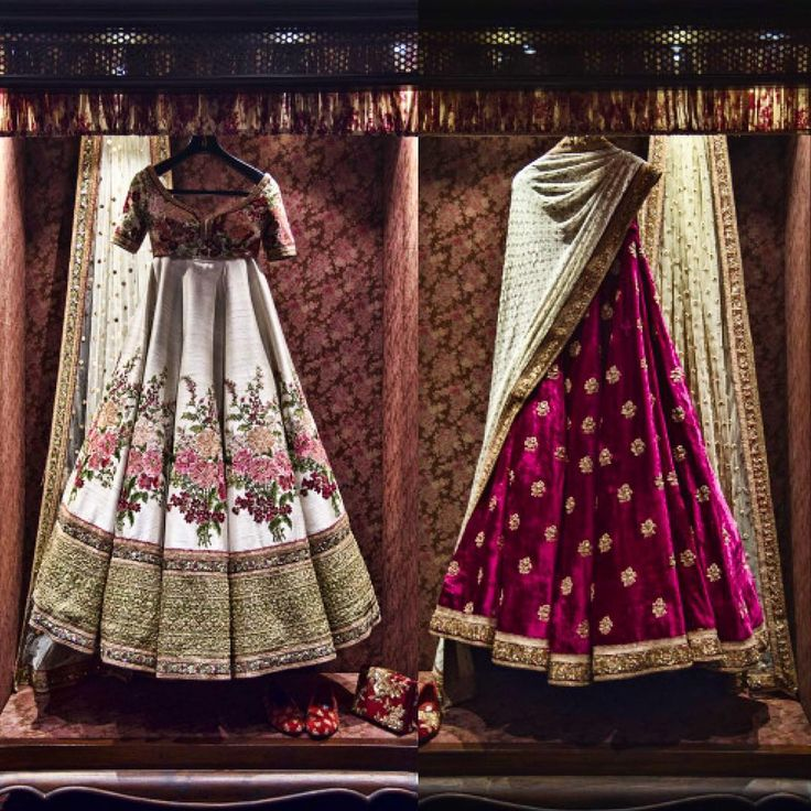 Sabyasachi ♥ lehengha [[Sabyasachi~❤。An Exquisite Clothing World]]