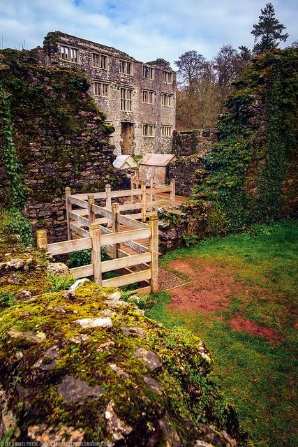 Berry Pomeroy Castle - Totnes, Devon, England