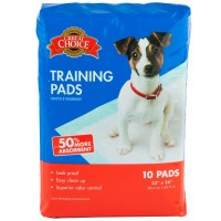 Grreat Choice™ Training Pads - PetSmart- $10