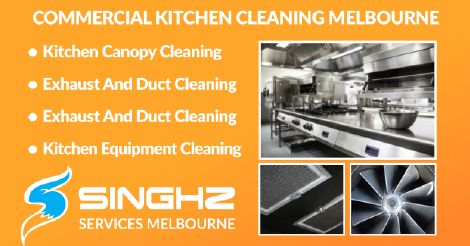 Singhz Canopy Cleaning will completely dismantle most of the equipment and clean it with our exclusive cleaning system specifically designed for removing the greasy oil residue that builds up in commercial kitchens. #canopycleaning #ductcleaning #kitchencleaning #restaurantcleaning #CommercialKitchenCleaning #LawnMowing #Endofleasecleaning #BondCleaning #BuildersCleaning