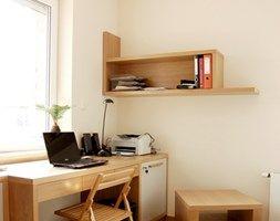 Dom Mrągowo - Gabinet, styl nowoczesny - zdjęcie od ANA & BERTA PROJEKT
