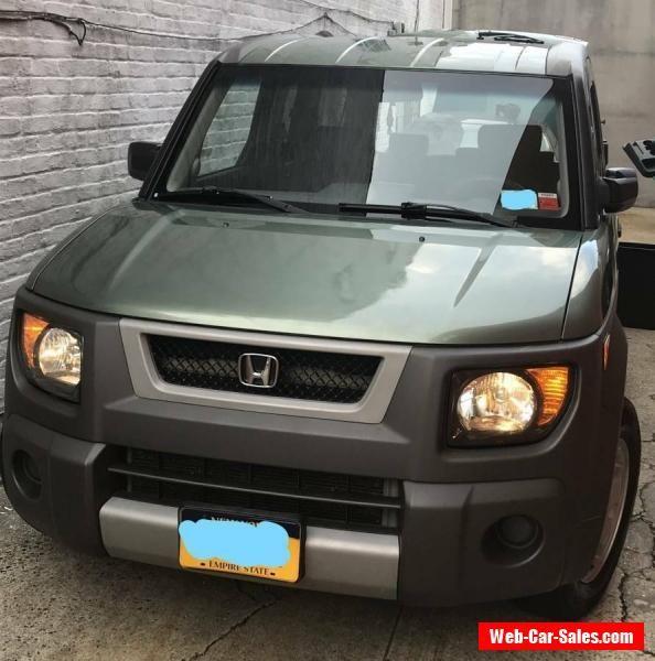 2003 Honda Element Honda Element Forsale Canada