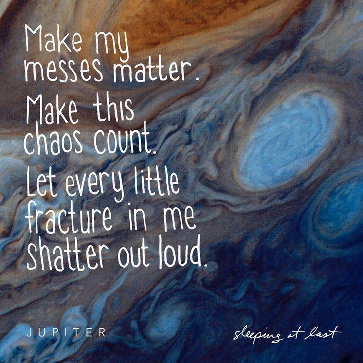 Please Dear God.  Saturn - Sleeping At Last lyrics