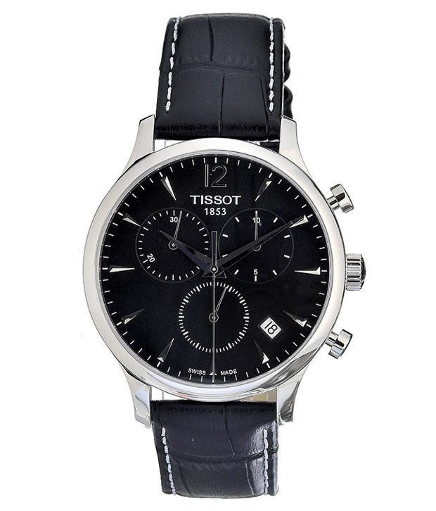 Tissot T0636171605700 Round Dial Men's Watch, http://www.snapdeal.com/product/tissot-t0636171605700-round-dial-mens/1291528513