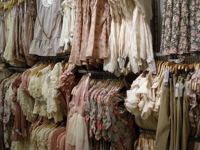 Can I have all these?(:: Dreams Closet, Style, Colors, Vintage Shops, Design Bags, Kids Wardrobes, Romantic Flowers, Heavens, Peplum Dresses