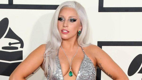 Lady Gaga's engagement ring is not at all what we expected