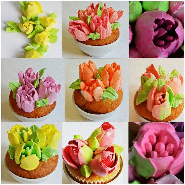 15 best Picos rusos flores azucar images on Pinterest - category kuchen dekoo continued