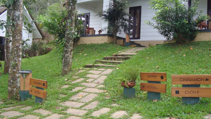Cardamaom Club Plantation Resort - Thekkady/Kerala