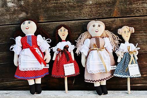 maramanufaktura / Vareška MARIŠKA /bábika na vareške / podľa želania