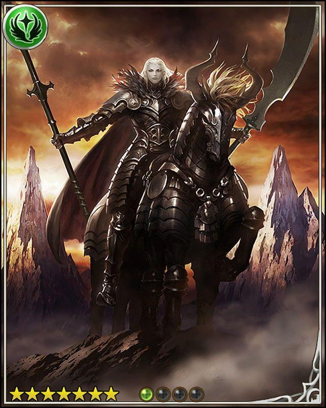 神槍穿つ軍神オーディン (レジェンド) - 神撃のバハムートwiki