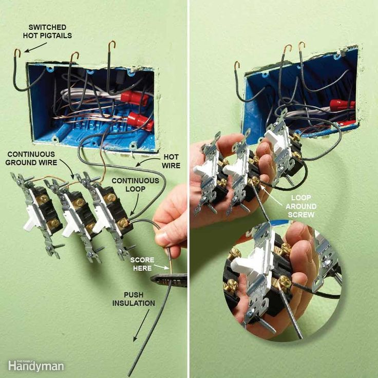 Light Switch Together With Diy Projects Electrical Plugs Also Rewiring