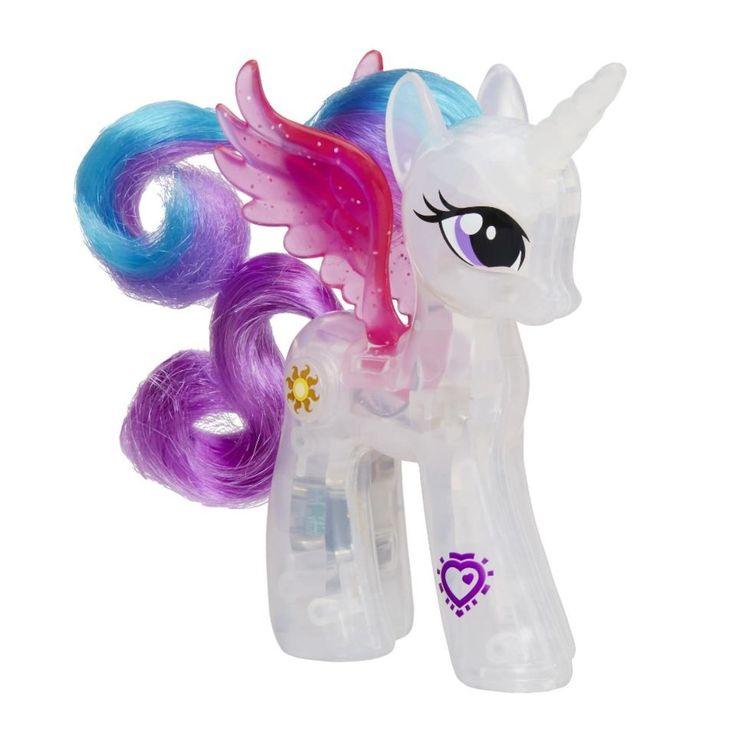 My Little Pony Explore Equestria 3.5 inch Doll - Sparkle Bright Princess Celestia