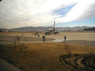 Tarija Bolivia Farewell - My son is sick on the plane - Exploramum & Explorason