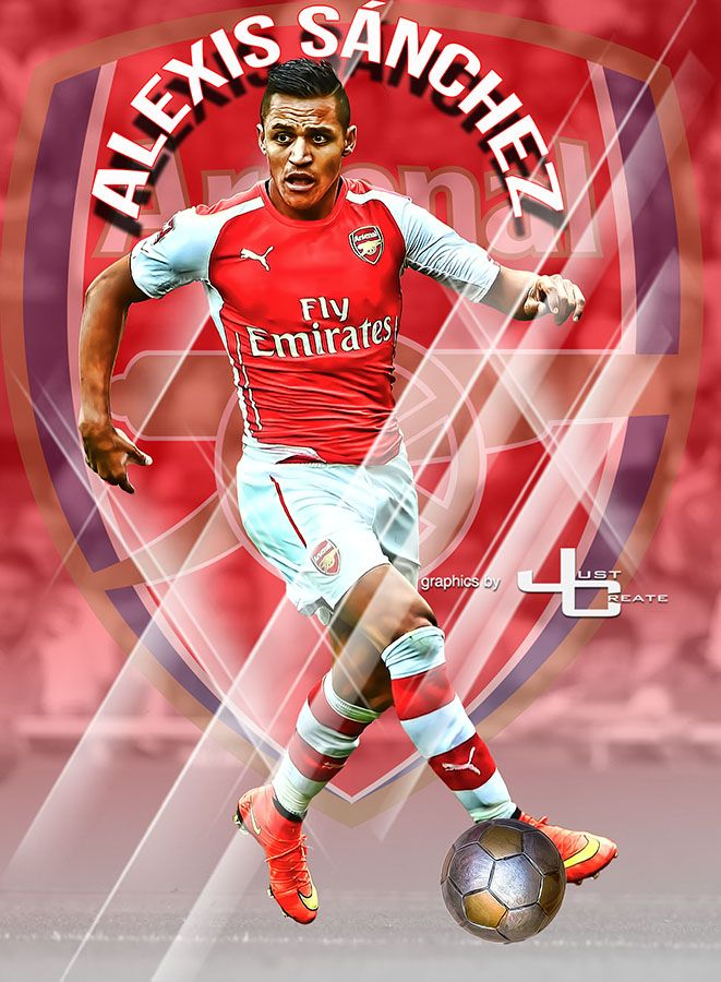Alexis Sanchez Graphics By Justcreate Sports Edits Alexis Sanchez Sport Soccer Soccer