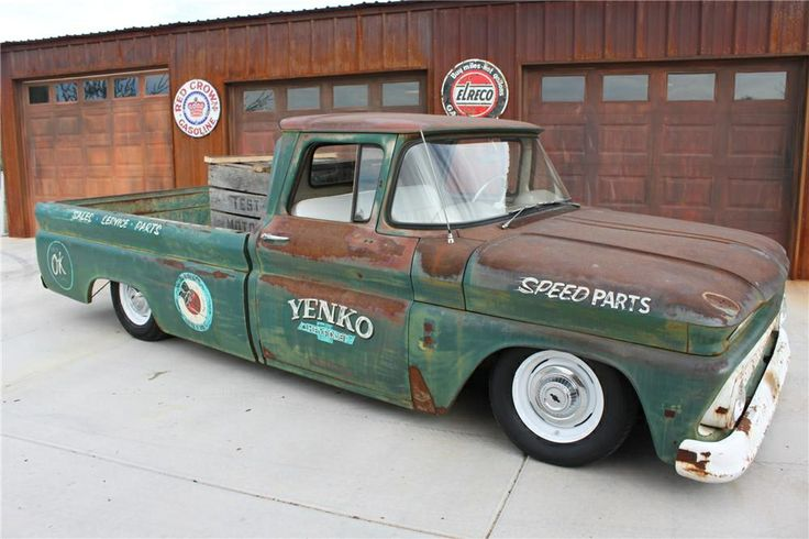 Yenko Truck 60 66 C 10 S Pinterest Car Stuff