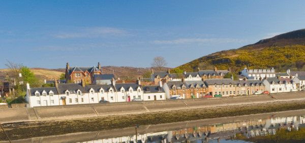 Ullapool and Loch Broom's Guide to Ullapool Wester Ross Highands Scotland