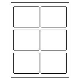 free avery templates shipping label weatherproof 6 per sheet 6874 blanks pinterest. Black Bedroom Furniture Sets. Home Design Ideas