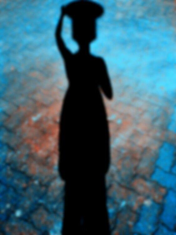 #streetlight. Exploring shadow