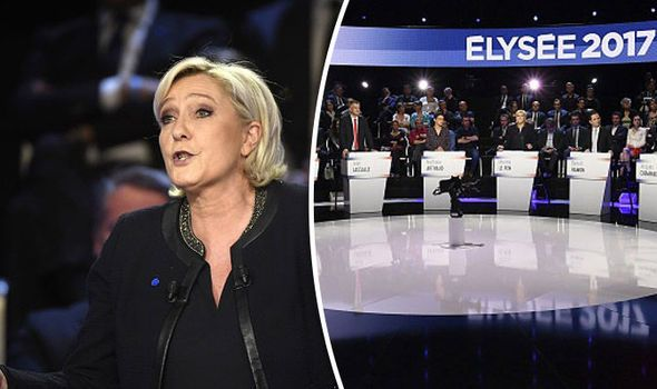 FRENCH ELECTION DEBATE: Le Pen says 'companies hiring foreigners should be taxed' - https://newsexplored.co.uk/french-election-debate-le-pen-says-companies-hiring-foreigners-should-be-taxed/