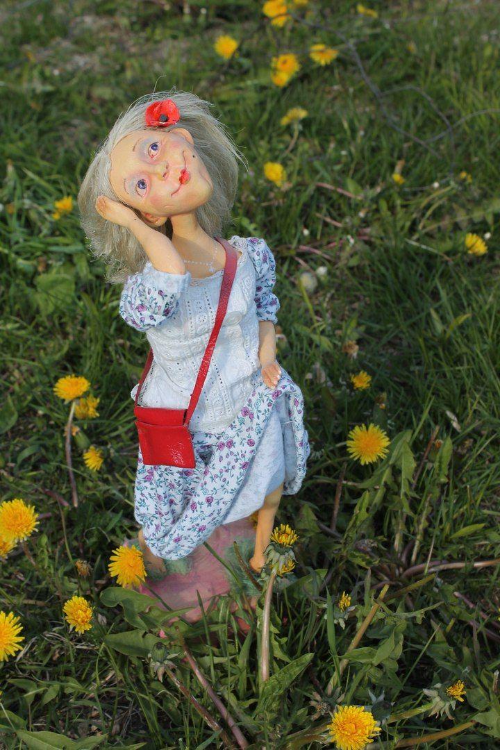 """""""Ro.Mashka"""" Авторские куклы Марии Романовой ."""