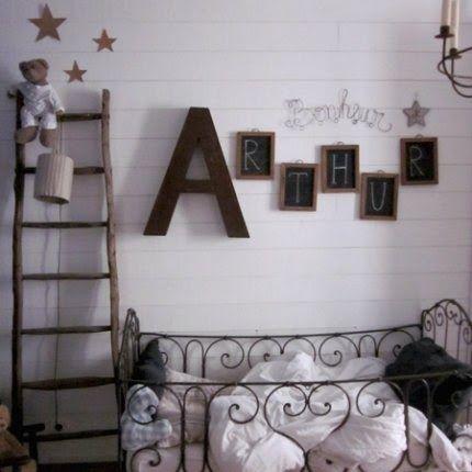 For my home : idées déco { 3 } Chambres d'enfants