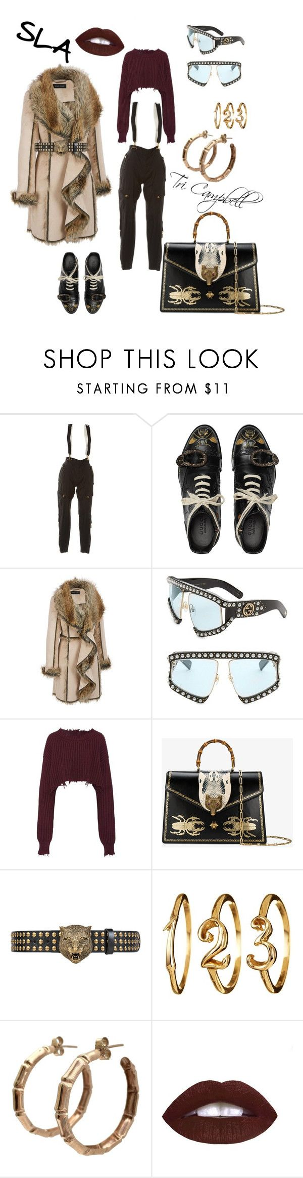 """""""So Gucci"""" by tritheslaqueen on Polyvore featuring Gucci, Unravel and plus size clothing"""
