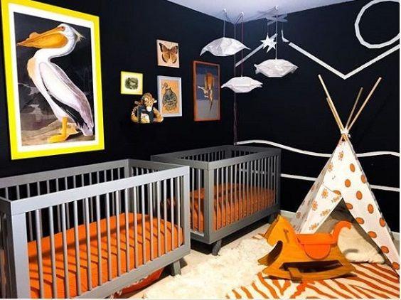 Mejores 43 imágenes de Habitaciones Gemelos en Pinterest ...