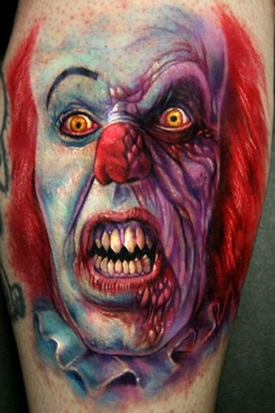 Tattoos Inspired by Stephen King