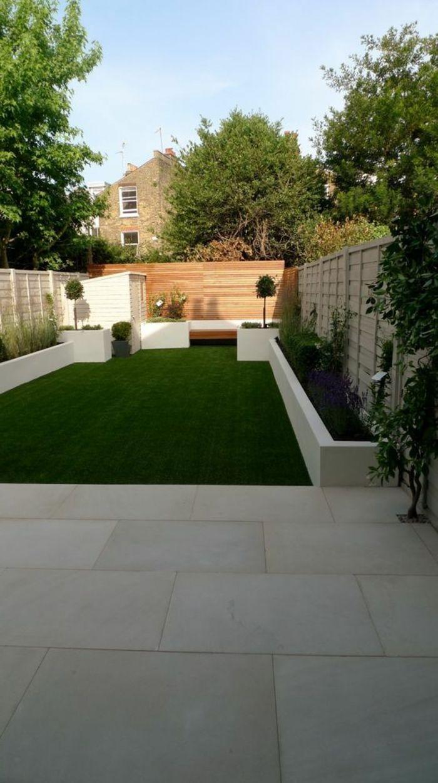 ▷ 80 Ideen, Wie Ein Minimalistischer Garten Aussieht | Kreative Ideen Für  Gartenzubehör | Garden Design London, Modern Garden Design, Minimalist  Garden