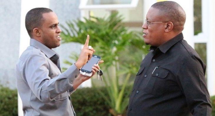 Rais John Magufuli amewataka wabunge wawili wa CCM, Nape Nnauye na Hussein Bashe, ambao michango yao bungeni imekosoa uendeshaji uchumi, w...