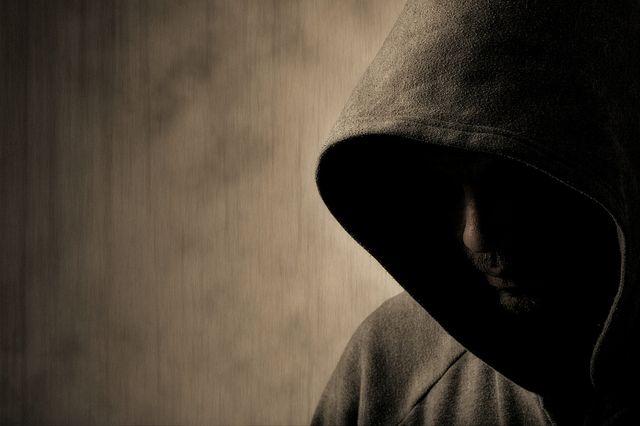80/365 Dark Hoodie Portrait by zoosee, via Flickr