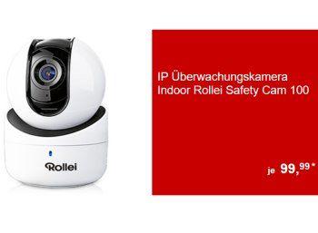 """Aldi-Süd: """"Rollei SafetyCam 100"""" mit Full HD für 99,99 Euro ab 13. November https://www.discountfan.de/artikel/technik_und_haushalt/aldi-sued-rollei-safetycam-100-mit-full-hd-fuer-9999-euro-ab-13-november.php Mit der """"Rollei SafetyCam 100"""" ist exklusiv bei Aldi-Süd ab dem 13. November 2017 eine Überwachungskamera mit Full-HD-Auflösung, App-Anbindung und IR-Sensor für 99,99 Euro zu haben. Die Garantie läuft drei Jahre. Aldi-Süd: """"Rollei SafetyCam 10"""