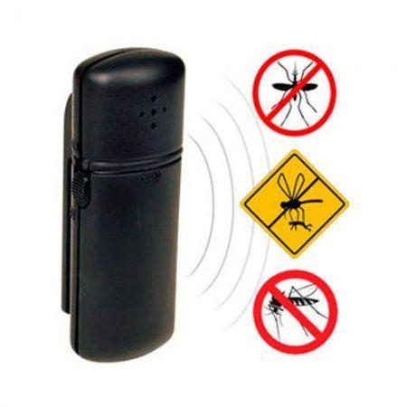 Anti-Mosquitos de Ultrasonido Portátil