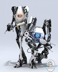 Image result for portal 2 robots