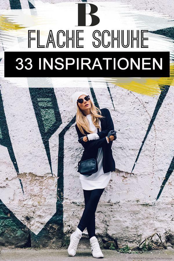 33 Looks Für Alle, Die Keine Hohen Schuhe Mögen