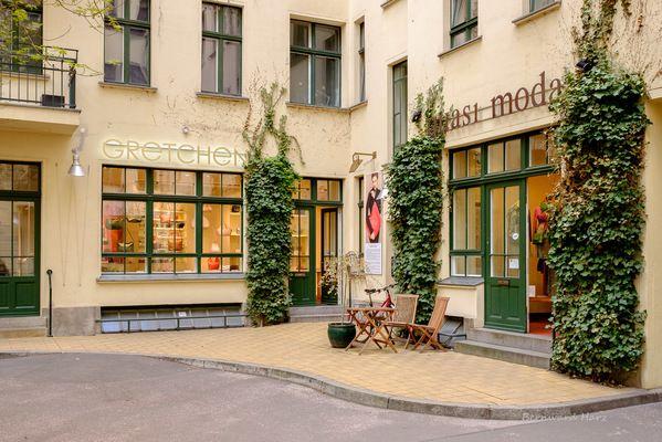 Berlin - Mitte, Hackesche Höfe